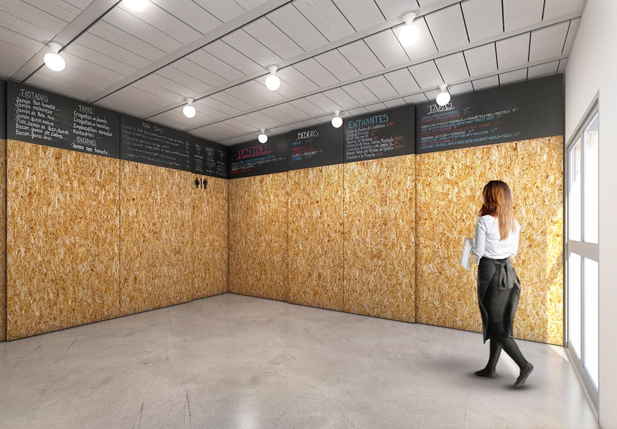 Diseño-interior-sala-cafetería-Sevilla